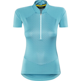 Mavic Sequence Graphic SS Jersey Dam blue moon